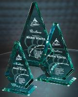 American Diamond Jade Glass Award