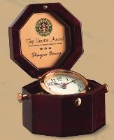 Cherry Captain's Clock