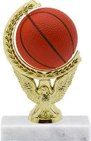 Basketball - Spinning Squeeze Ball Trophy