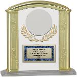 Roman Column Award Clear