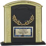 Roman Column Award Black