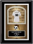 Soccer Championship Legacy Award Plaque