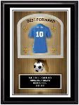 Soccer Individual Legacy Award Plaque