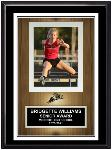 Action Shot Legacy Award Plaque