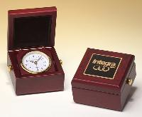 Square Gift Clock